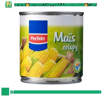 Perfekt Maïs crispy aanbieding