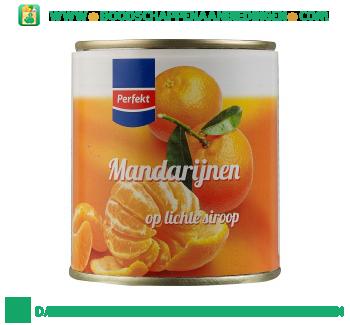 Perfekt Mandarijnen op siroop aanbieding