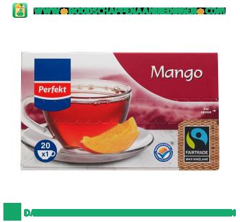 Perfekt Mango thee 1-kops aanbieding
