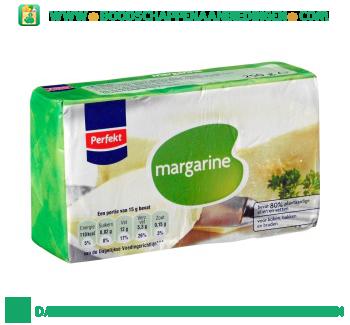 Perfekt Margarine aanbieding