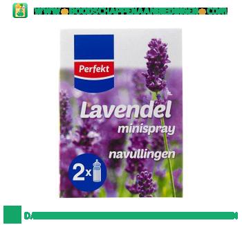 Minispray lavendel navul aanbieding