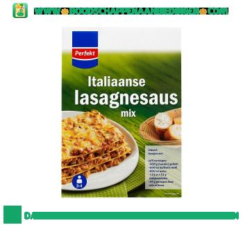 Perfekt Mix voor Italiaanse lasagnesaus aanbieding