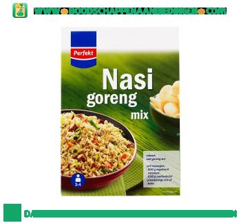Perfekt Mix voor nasi goreng aanbieding