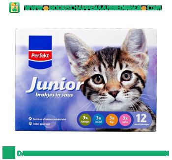 Perfekt Multipack junior kat aanbieding