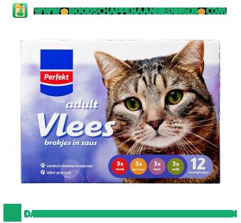 Perfekt Multipack vlees kat aanbieding