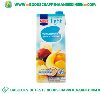 Perfekt Multivitamine gele vruchten light aanbieding
