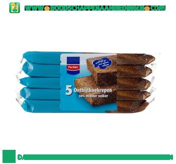 Perfekt Ontbijtkoekrepen minder suiker aanbieding