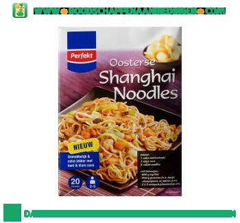 Perfekt Oosterse Shanghai noodles maaltijdpakket aanbieding