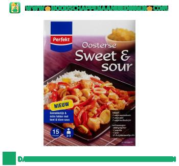 Perfekt Oosterse sweet & sour maaltijdpakket aanbieding