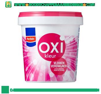 Oxi kleur vlekverwijderaar aanbieding