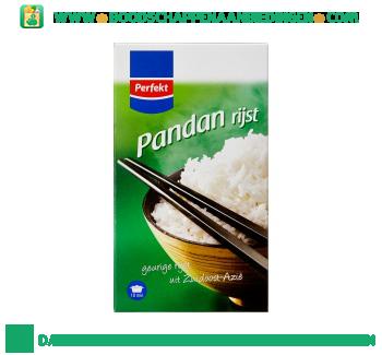 Pandan rijst aanbieding