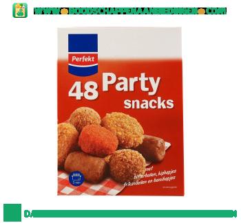 Perfekt Party snacks aanbieding