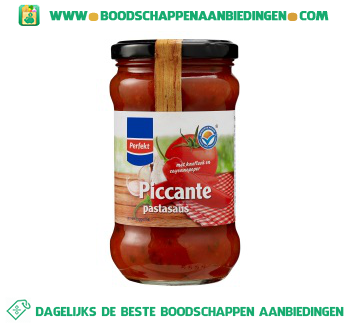 Perfekt Pastasaus picante aanbieding