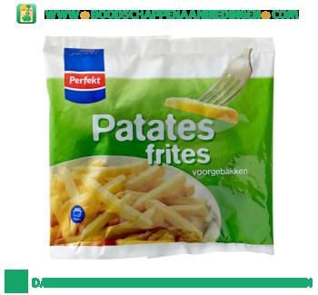 Perfekt Patates frites aanbieding