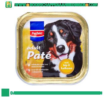 Perfekt Paté kip & kalkoen aanbieding