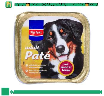 Perfekt Paté rund & lever aanbieding
