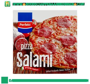 Pizza salami aanbieding