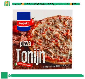 Perfekt Pizza tonijn aanbieding