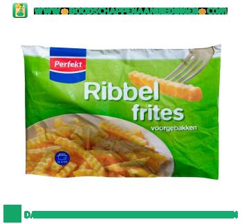 Perfekt Ribbel frites aanbieding