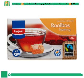 Perfekt Rooibos honing thee 1-kops aanbieding