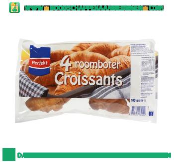 Perfekt Roomboter croissants aanbieding