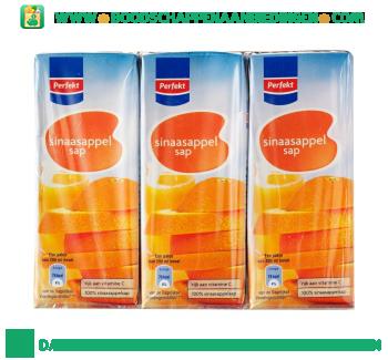 Perfekt Sinaasappelsap 6-pak aanbieding