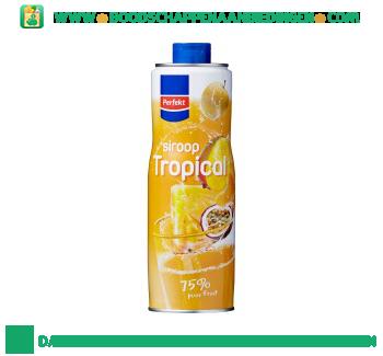 Perfekt Siroop tropical aanbieding