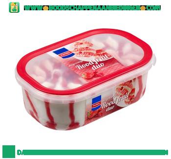 Perfekt Slagroomijs rood fruit duo aanbieding