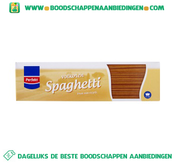 Perfekt Spaghetti volkoren aanbieding