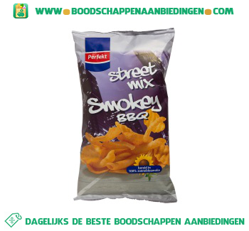 Perfekt Streetmix smokey bbq aanbieding