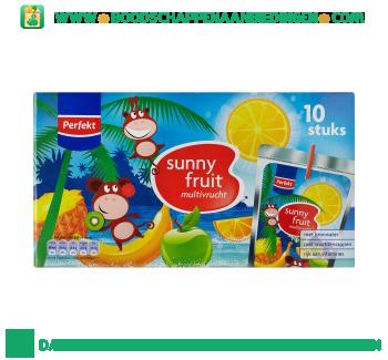 Perfekt Sunny multivrucht 10-pak aanbieding