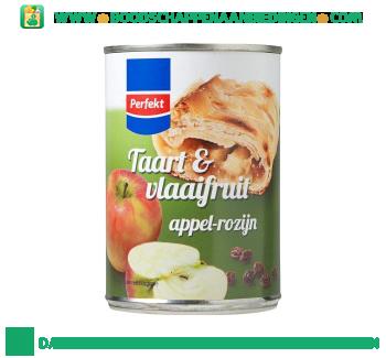 Perfekt Taart-vlaaifruit appel-rozijn aanbieding