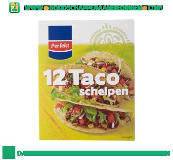 Perfekt Taco schelpen aanbieding