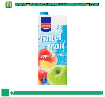 Tintelfruit appel & perzik aanbieding