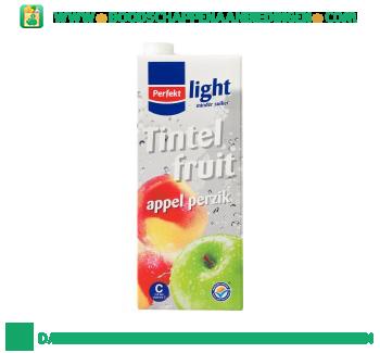 Perfekt Tintelfruit appel & perzik light aanbieding
