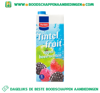 Perfekt Tintelfruit bosvruchten aanbieding