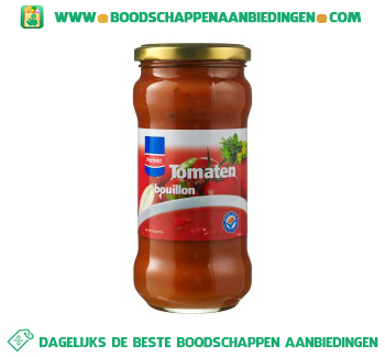 Perfekt Tomaten bouillon aanbieding