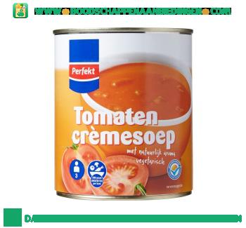 Perfekt Tomaten cremesoep aanbieding