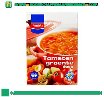 Perfekt Tomaten groentesoep aanbieding