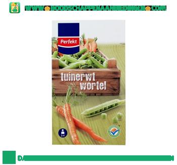 Tuinerwten & wortelen aanbieding