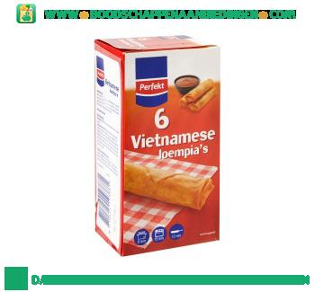Perfekt Vietnamese loempia's aanbieding