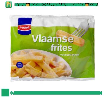 Perfekt Vlaamse frites aanbieding