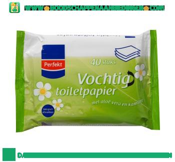 Vochtig toiletlpapier navul aanbieding