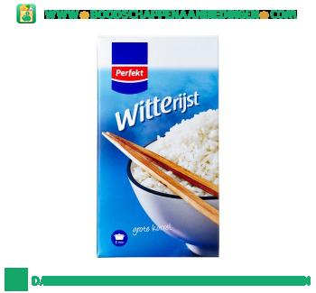 Perfekt Witte rijst aanbieding
