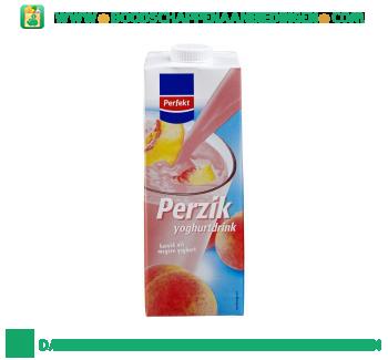 Perfekt Yoghurtdrink perzik aanbieding