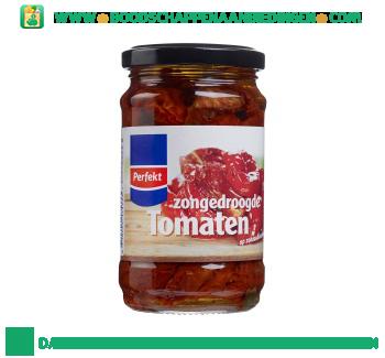 Perfekt Zongedroogde tomaten op zonnebloemolie aanbieding