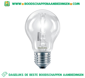 Philips Ecoclassic 105w e27 aanbieding