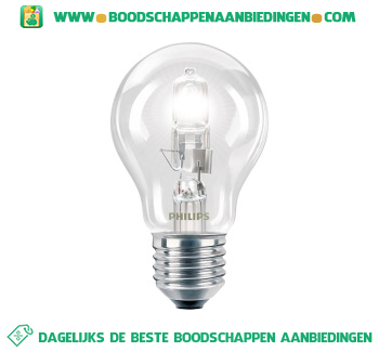Philips Ecoclassic 42w e27 aanbieding