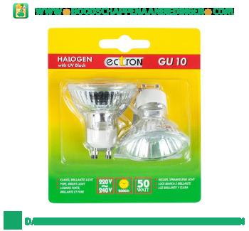 Philips Halogeen lamp gu10 50 watt aanbieding