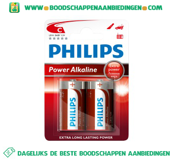 Philips Powerlife baby c aanbieding